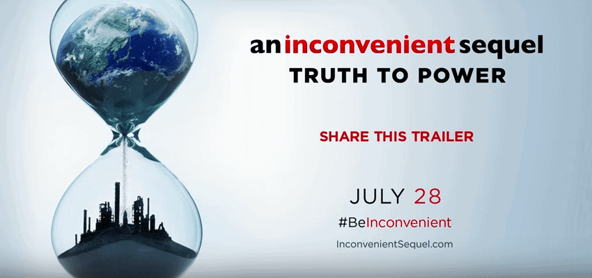 an inconvenient truth summary 7 Al gore has a follow-up to his blockbuster documentary film, an inconvenient  truth however, an inconvenient sequel: truth to power was.