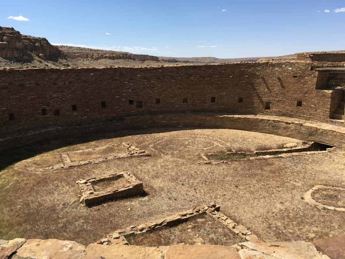 Stop Fracking at Chaco Canyon