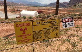 UMTRA Moab Utah Uranium Mining