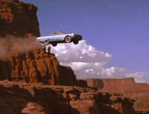 Thelma and Louise, Personal Action, and Climate Responsibility